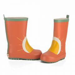 Botas Naranja Grech& Co
