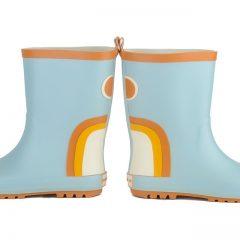 Botas azules Grech & Co