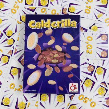 """""""Calderilla"""" Mercurio"""