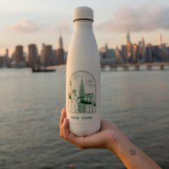 Botella Chilly de Nueva York de 500 ml
