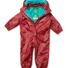 Traje impermeable oso de Little Green Radicals