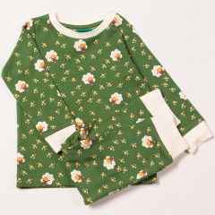 Pijama ovejas de Little Green Radicals