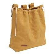 Bolsa para juguetes ocre de Little Dutch