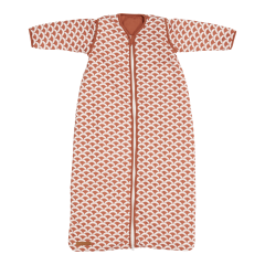 Saco de dormir 70 cm sunrise rust de Little Dutch