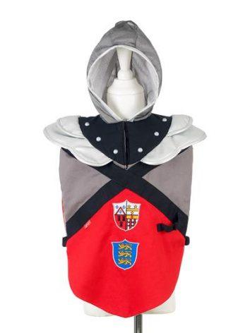 Disfraz Caballero Edmund 8-10 años