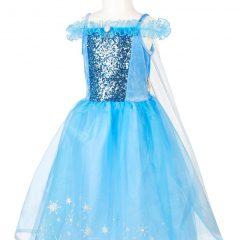 Vestido Reina del Hielo de 8 a 10 años de Souza!