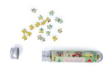 Mini Puzzle Bosque