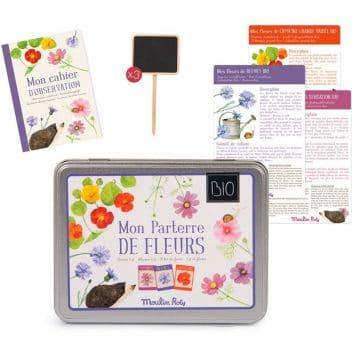 Kit de flores de Moulin Roty