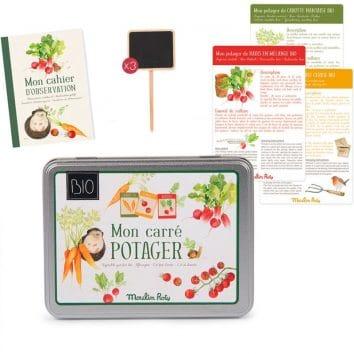 Kit del huerto de Moulin Roty