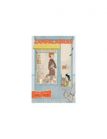 Libro infantil Zampapalabras de Editorial Nórdica
