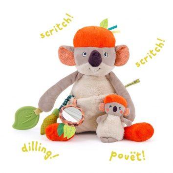 Koala de actividades Koco de Moulin Roty