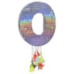 Piñata número cero de Meri Meri