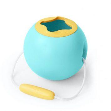 Mini cubo azul y amarillo de Quut