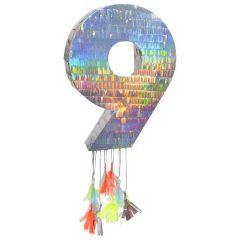 Piñata número 9 de Meri Meri