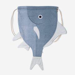 Mochila adulto blue silver biddy de Don Fisher