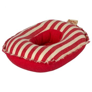 Rubber boat red Maileg