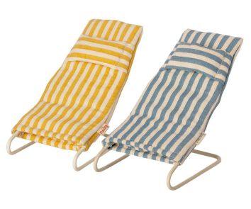 Set sillas de playa Maileg