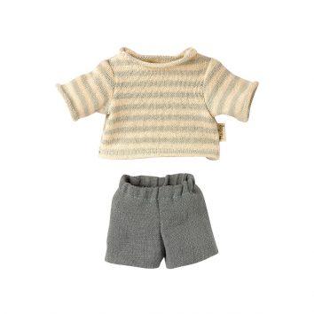 Camiseta y shorts Teddy Junior Maileg