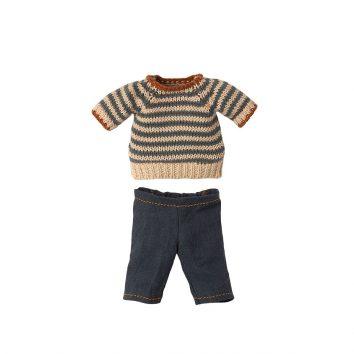 Jersey y pantalones Teddy dad Maileg