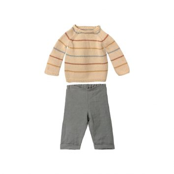 Pantalones y Jersey Talla 5 Maileg