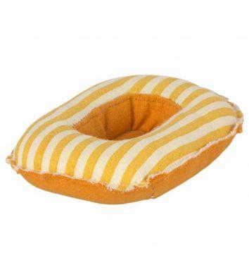 Rubber boat amarillo Maileg