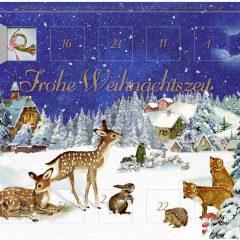Calendario Adviento Chocos Invierno en el campo de Spiegelburg